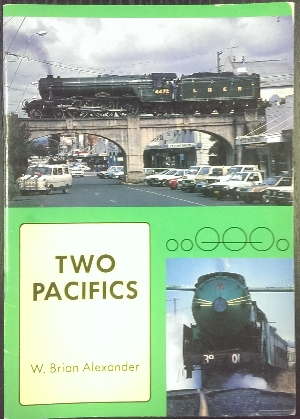 Image for Two Pacifics.