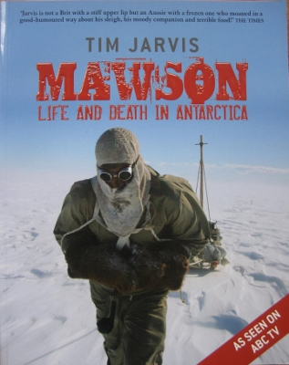 Image for Mawson : life and death in Antarctica.