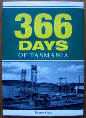 Image for 366 Days of Tasmania : a story for every day of the year.