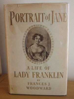 Image for Portrait of Jane: a life of Lady Franklin.