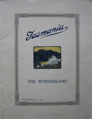 Image for Tasmania the Wonderland.
