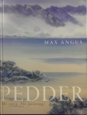 Image for Pedder : the story - the paintings.