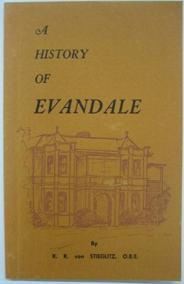 Image for A History of Evandale.