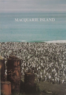 Image for Macquarie Island. Proceedings of a symposium on Macquarie Island held at the University of Tasmania, May 11 to 15 1987.