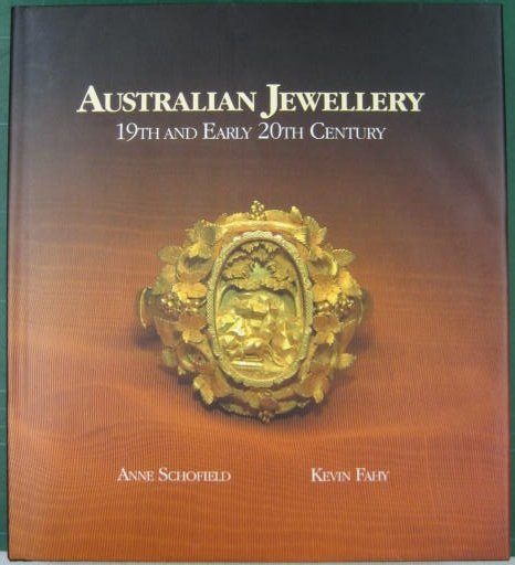 Image for Australian Jewellery 19th and early 20th century.