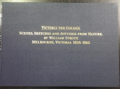 Image for Victoria the Golden: scenes, sketches and jottings from nature.  Melbourne, Victoria, 1850-1862.
