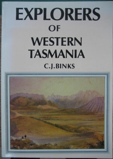 Image for Explorers of Western Tasmania.