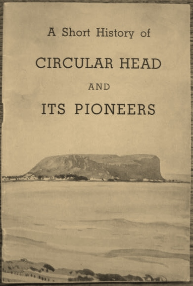 Image for A Short History of Circular Head and its pioneers, also of the V.D.L. Company.