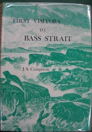 Image for First Visitors to Bass Strait.