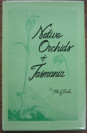 Image for Native Orchids of Tasmania.