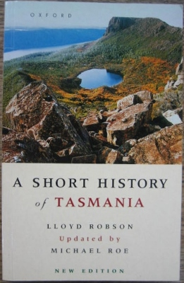 Image for A Short History of Tasmania.