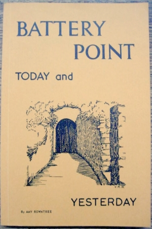 Image for Battery Point : today and yesterday.