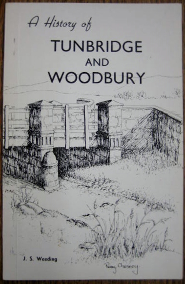 Image for A History of Tunbridge and Woodbury.