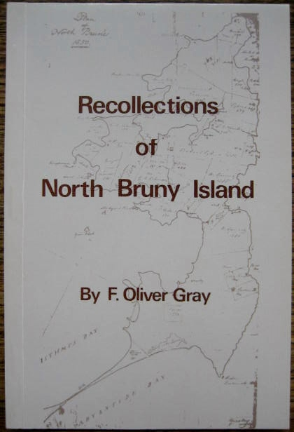 Recollections of North Bruny Island.