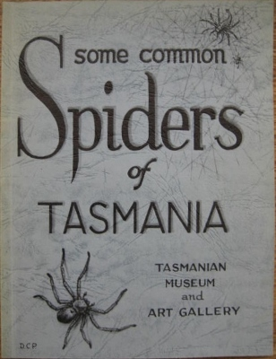 Image for Some Common Tasmanian Spiders.