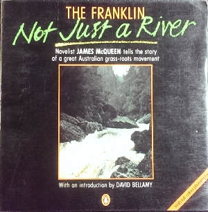 Image for The Franklin : not just a river.