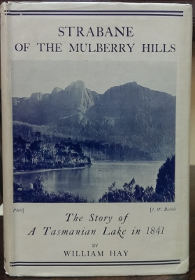 Image for Strabane of the Mulberry Hills : the story of a Tasmanian lake in 1841.