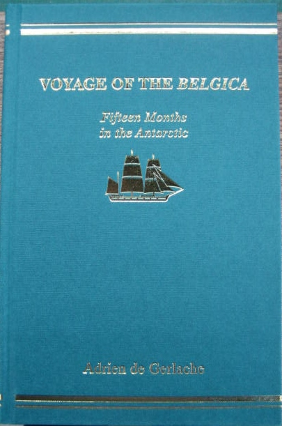 Image for Fifteen Months in the Antarctic [Voyage of the Belgica].