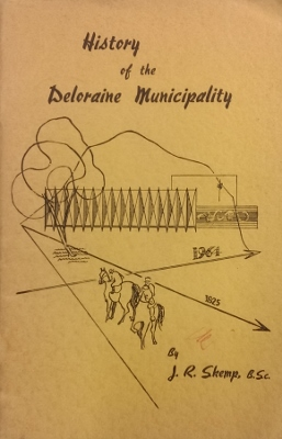 Image for A History of Deloraine : from the earliest settlement to the present day.