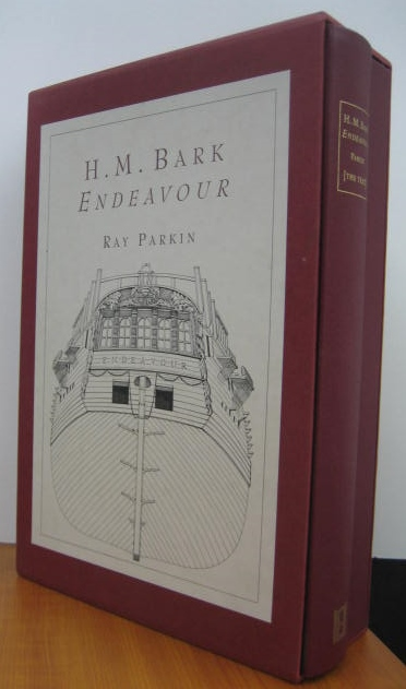 Image for H.M. Bark Endeavour: her place in Australian history.  With an account of her construction, crew and equipment and a narrative of her voyage on the east coast of New Holland in the year 1770.