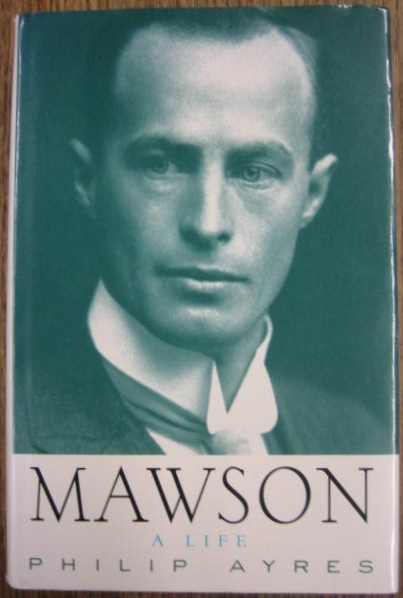 Image for Mawson: a life.