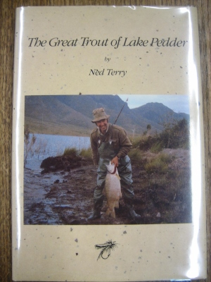 Image for The Great Trout of Lake Pedder.