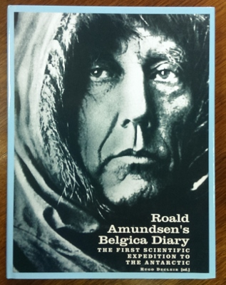 Image for Roald Amundsen's Belgica Diary : the first scientific expedition to the Antarctic.