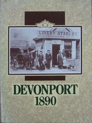 Image for Devonport 1890.
